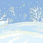 Winter Village by VioDeSign