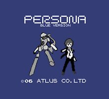 Persona Blue Version Unisex T-Shirt