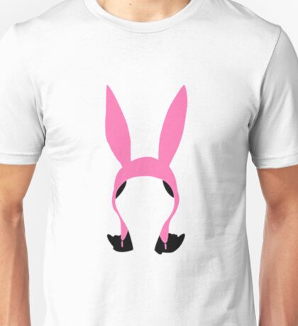 Top Seller - Louise Belcher: Silhouette Style  Unisex T-Shirt
