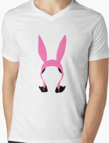 Louise Belcher: Silhouette Style  Mens V-Neck T-Shirt