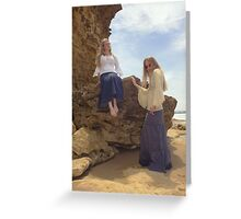 Children of the Earth Greeting Card