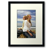 Children of the Sun Framed Print