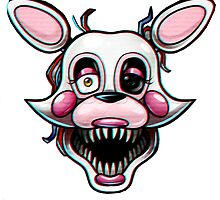 Five Nights at Freddy's - Mangle Scary by FelixxGhost