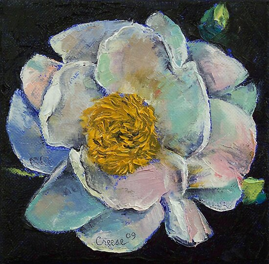 Peony by Michael Creese