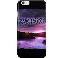 Imagination iPhone Case/Skin