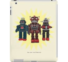 We Are The Robots iPad Case/Skin