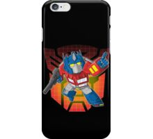 CHIBIMUS PRIME iPhone Case/Skin