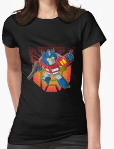CHIBIMUS PRIME Womens Fitted T-Shirt