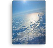 A Beautiful Planet Earth... Sunrise - eastcoast US Canvas Print