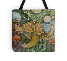 The Garden of Honu Tote Bag