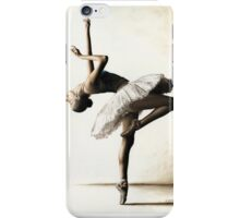 Reaching for perfect Grace iPhone Case/Skin