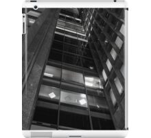 Architectural highrise abstract iPad Case/Skin