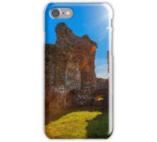 Sunburst at Waverley Abbey iPhone Case/Skin