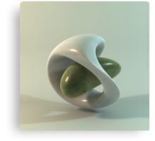 Ceramic Abstract Canvas Print