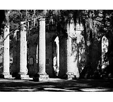 Midday - Sheldon Church Photographic Print