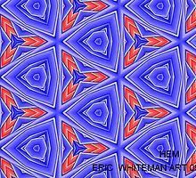 ( HEM ) ERIC WHITEMAN  ART   by eric  whiteman