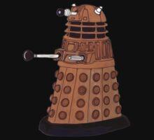 Bronze Dalek. Kids Tee
