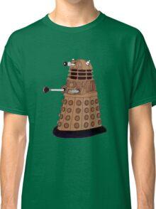 Bronze Dalek. Classic T-Shirt