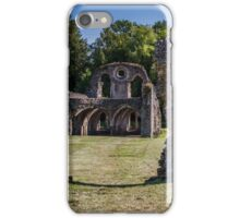 At Waverley Abbey Ruins  iPhone Case/Skin