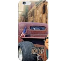 Alley Kat iPhone Case/Skin