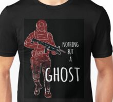 Nothing But A Ghost Unisex T-Shirt
