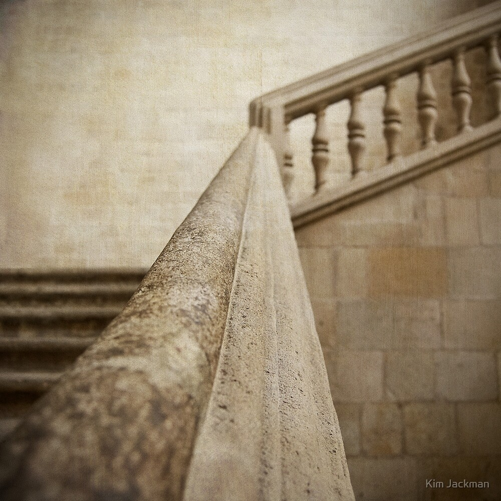 Stairs by Kim Jackman