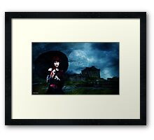 claudias castle Framed Print