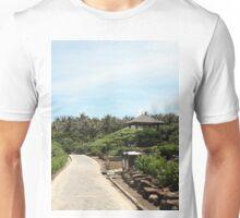 a vast Taiwan landscape Unisex T-Shirt
