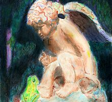 Angelic Frog Talk by Blended