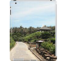 a vast Taiwan landscape iPad Case/Skin