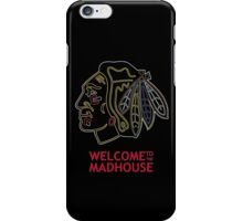 Madhouse Chicago Blackhawks iPhone Case/Skin