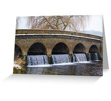 5 Arches Pano Greeting Card