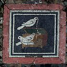 Doves of Pompeii by James Hennman
