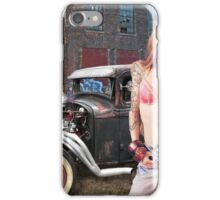 Ink and Iron iPhone Case/Skin