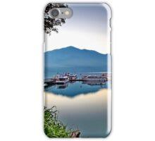 a desolate Taiwan landscape iPhone Case/Skin