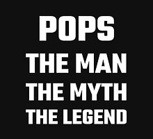 Pops The Man The Myth The Legend Unisex T-Shirt