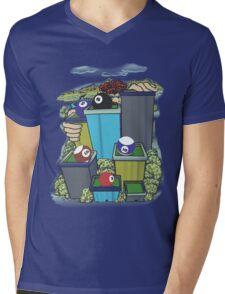 Behind the Eight Ball Mens V-Neck T-Shirt