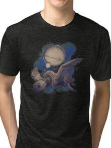 Globe Transporter Tri-blend T-Shirt