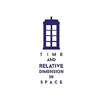 Time and relative dimension in space 2 by amyskhaleesi