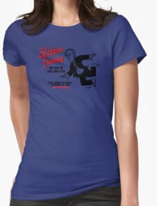 Slippin' Jimmy Womens Fitted T-Shirt