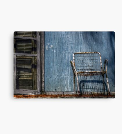 Yesterday's Gone Canvas Print