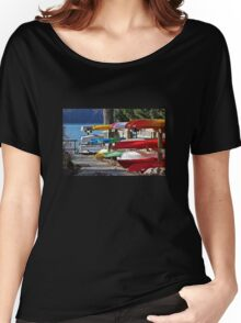 Boat Bevy Women's Relaxed Fit T-Shirt