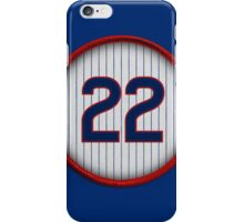 22 - Russell iPhone Case/Skin