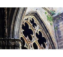 Catedral Photographic Print
