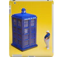 If I could turn back time! iPad Case/Skin