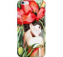 """""""The Tulip""""  iPhone Case/Skin"""