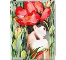 """The Tulip""  iPad Case/Skin"