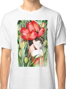 """The Tulip""  Classic T-Shirt"