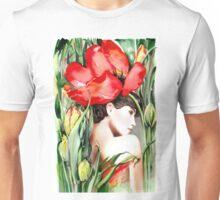 """""""The Tulip""""  Unisex T-Shirt"""