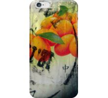 Chinese Stamp Triptych 03 iPhone Case/Skin